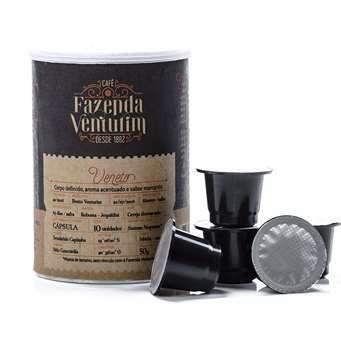 Café Fazenda Venturim Conilon Especial em capsula