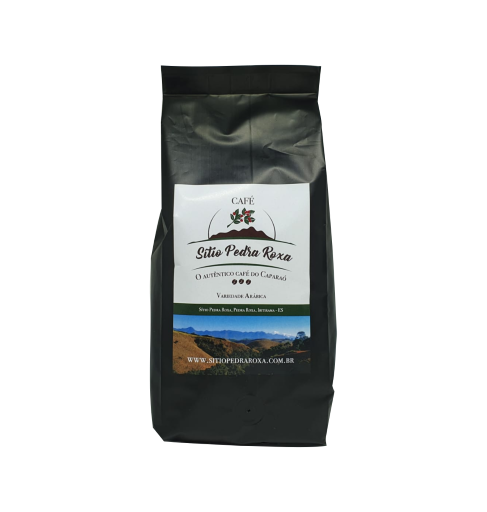 Café Sítio Pedra Roxa 100% Arábica
