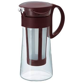 Cafeteira Hario para Cold Brew - Café extraído a Frio (Mizudashi) - 600 ml