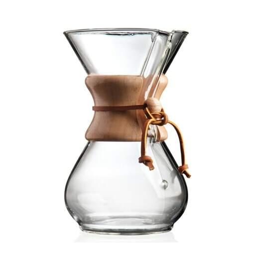 Chemex - Passador de café - 6 xícaras