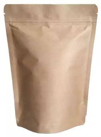 Embalagem Para Café Kraft Valvuladas - 20 Unidades
