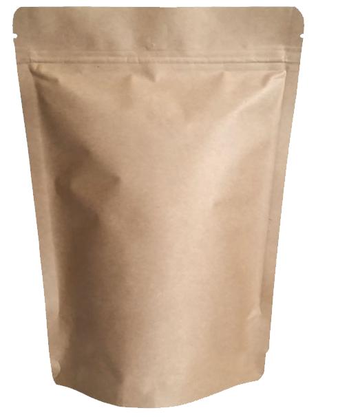 Embalagem Para Café Kraft Valvuladas 500g - 20 Unidades