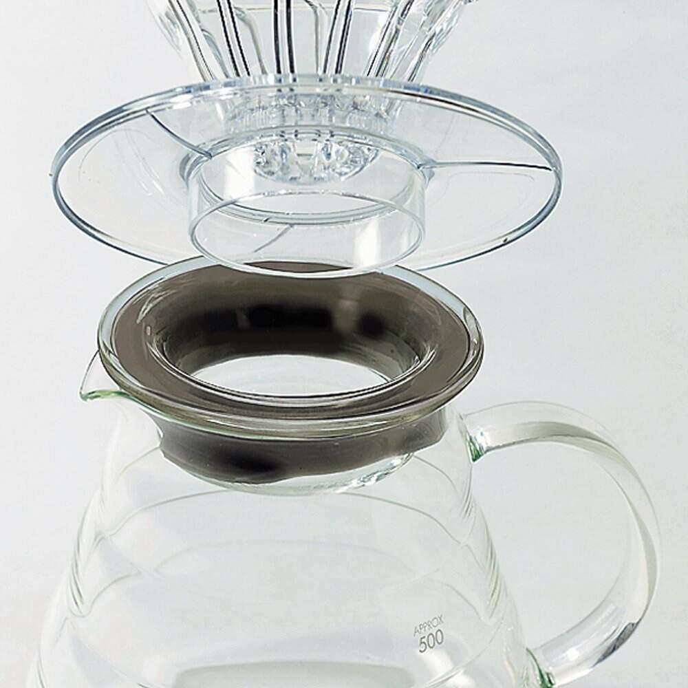 Jarra Hario V60 para café especial - 600 ml 02