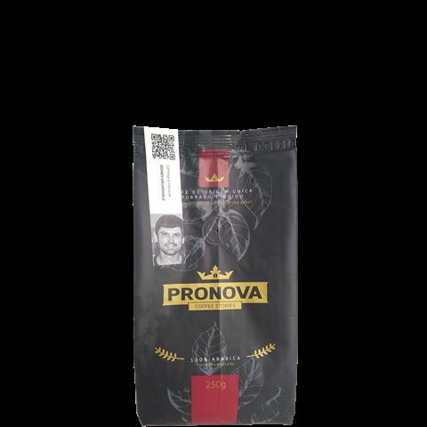 Kit 4 MICROLOTE Cooperativa Pronova - 100% Arábica  - 250g cada