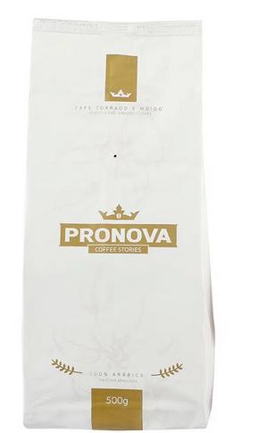 Kit Cafeteira Pressca Rosa+Balanca Dose Certa+ Café PRONOVA