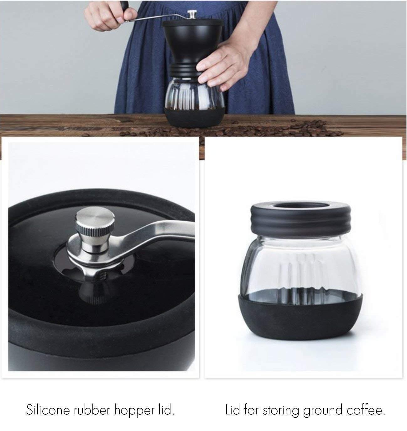Moedor de Café Manual Hario Skerton - 100g