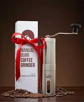 Moedor de café manual JavaPresse