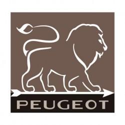 Moedor Pimenta madeira chocolate 10cm Bistro Peugeot