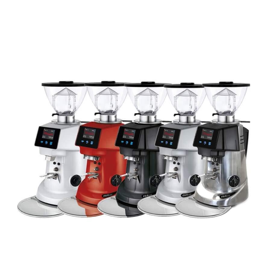 Moinho para Cafeteria - Moinho para café Profissional  - Sanremo F64E