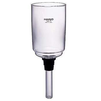 Peça de Reposição Globinho 600 ml - parte superior - Syphon Hario TCA-5