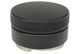 Tamper nivelador regulagem 58mm Preto