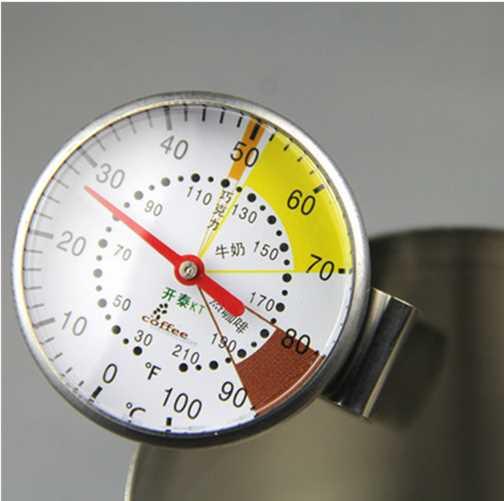 Termometro para Vaporização do Leite