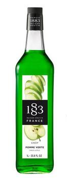 Xarope Maça Verde Soda Italiana Routin 1883  1 Litro