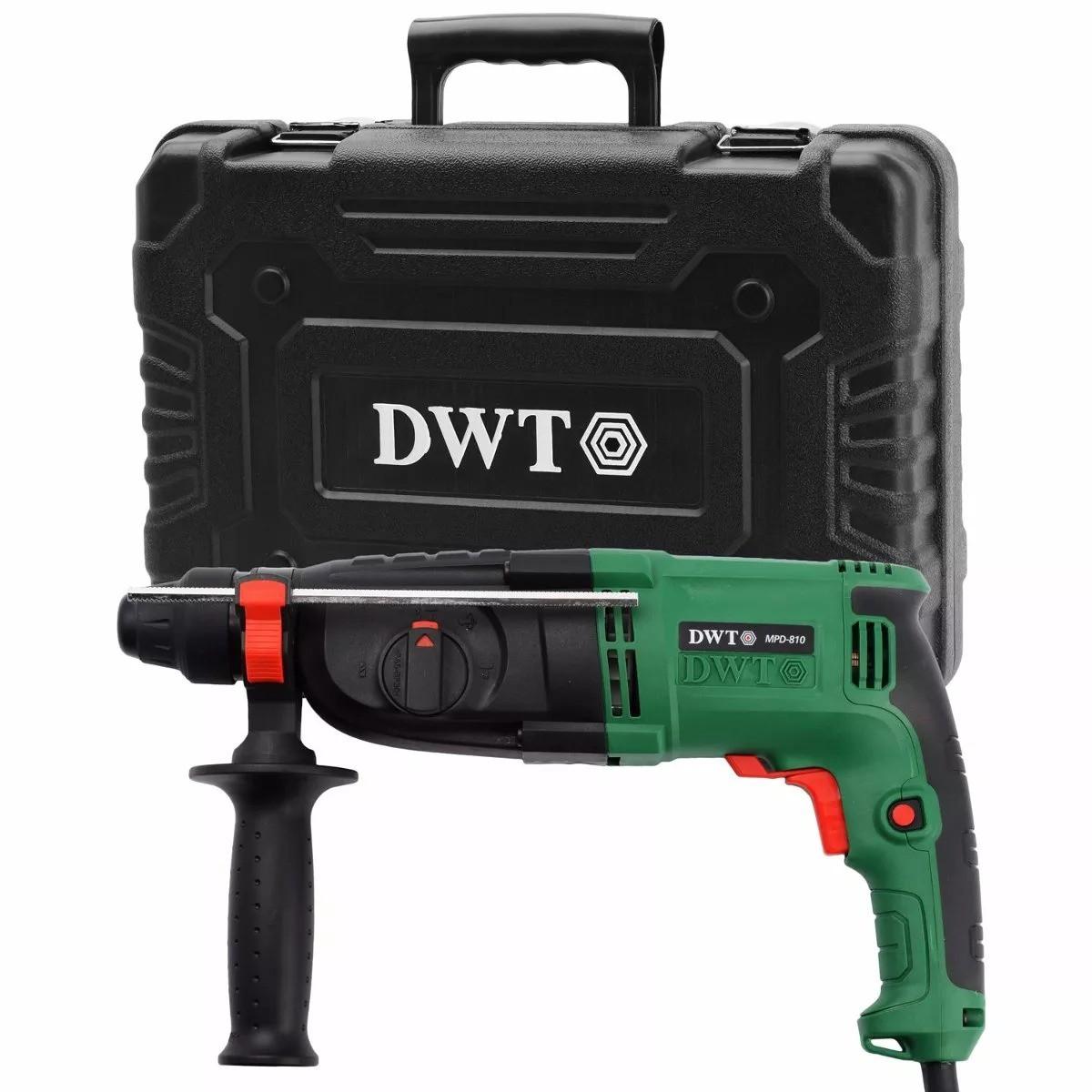 MARTELETE PERFURADOR ROMPEDOR DWT MPD-853 220V