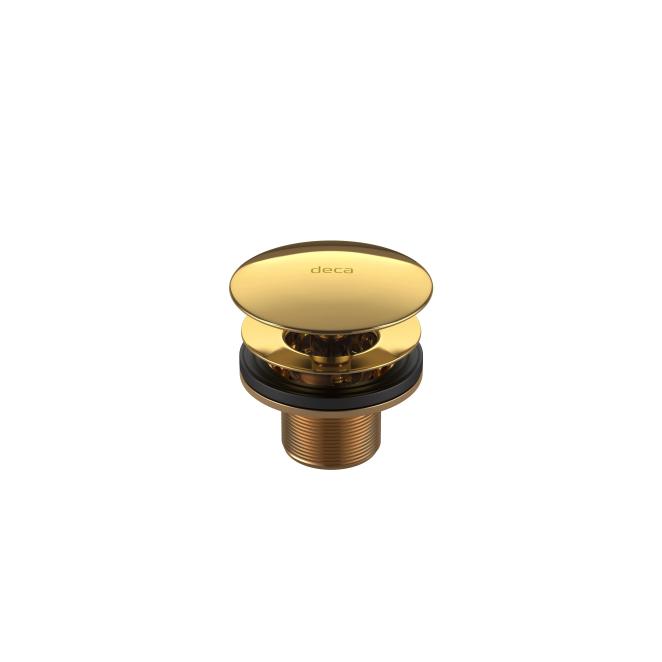 VALVULA DECA PARA CUBA CLICK GOLD 1601.GL