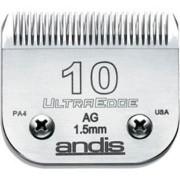 Lâmina de tosa Andis 10 - 1,5mm