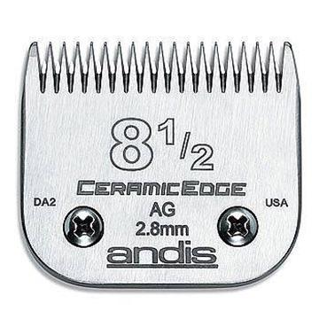 Lâmina de tosa Andis 8.1/2 - 2,8mm