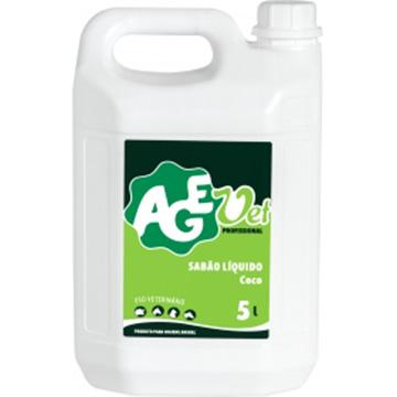 Sabão Liquido côco Agevet 5 L