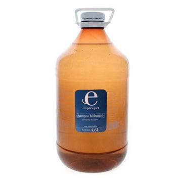 Shampoo empório pet hidratante castanha-do-pará 4,6 L