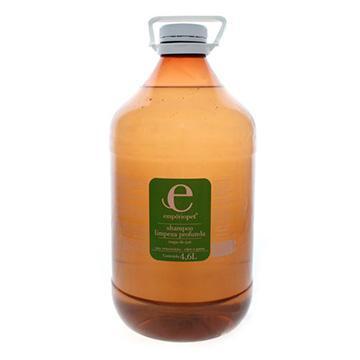 Shampoo empório pet limpeza profunda raspa-de-juá 4,6 L