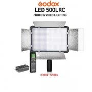 Iluminador Led Godox 500 LRC Bicolor Bivolt