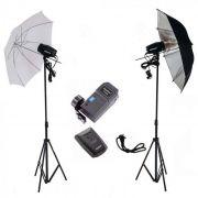 Kit Estúdio Fotográfico Argos