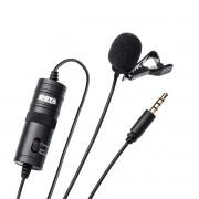 Microfone Boya BY-M1 Lapela ( Original )