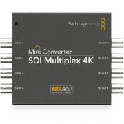 Mini Conversor SDI Multiplex 4K