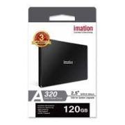 SSD Imation A320, 120GB, Sata III, Leitura 550MBs e Gravação 500MBs