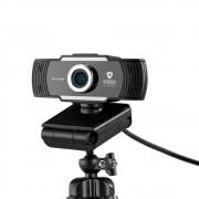 Webcam Kross Full Hd 1080p Com Foco Manual Ke-wbm1080p