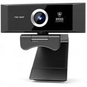 Webcam Kross Full Hd 1080p Com Foco Manual Ke-wbm1080p