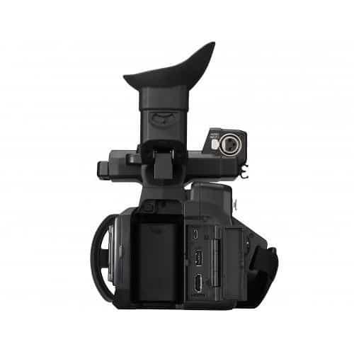 Câmera AG-AC30 Full HD Panasonic com LED integrado