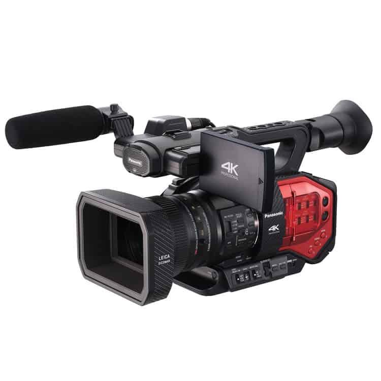 Câmera AG-DVX200 4K Panasonic