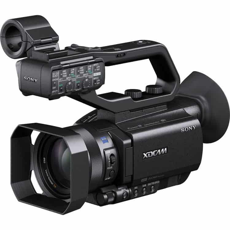 Câmera PXW-X70 Sony XDCAM