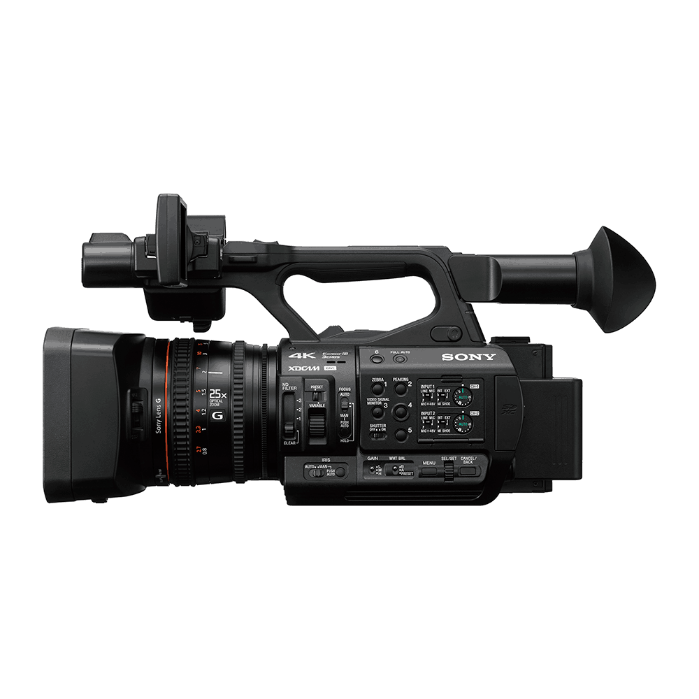 Câmera Sony Z190 XDCAM 4K