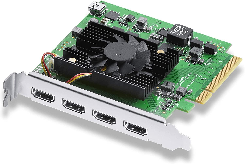 DeckLink Quad HDMI Recorder