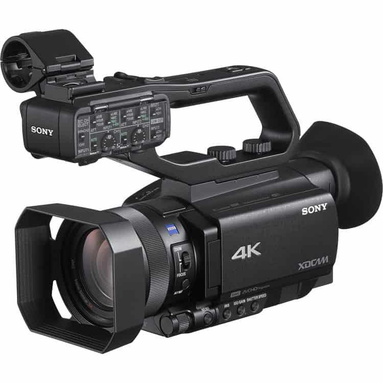 Filmadora Sony PXW-Z90 4K HDR