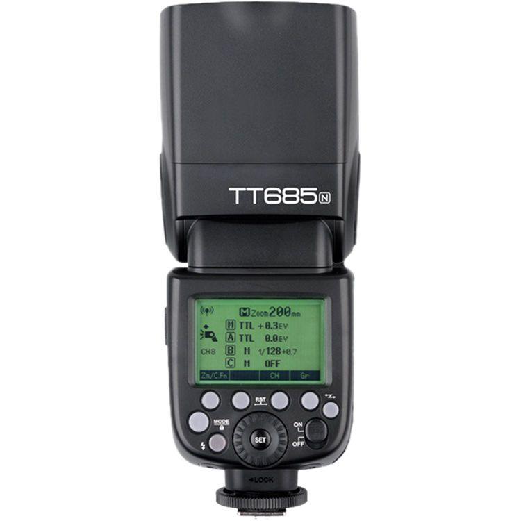 Flash Godox TT 685(N) - TTL