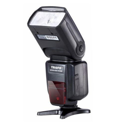 Flash Speedlite Triopo TR-988 com TTL