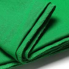 Fundo Infinito Tecido Algodão Muslim 3 x 5 m - Verde Chroma Key