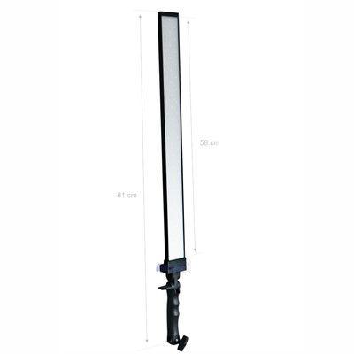 Iluminador Bastão de LED Strip 30w