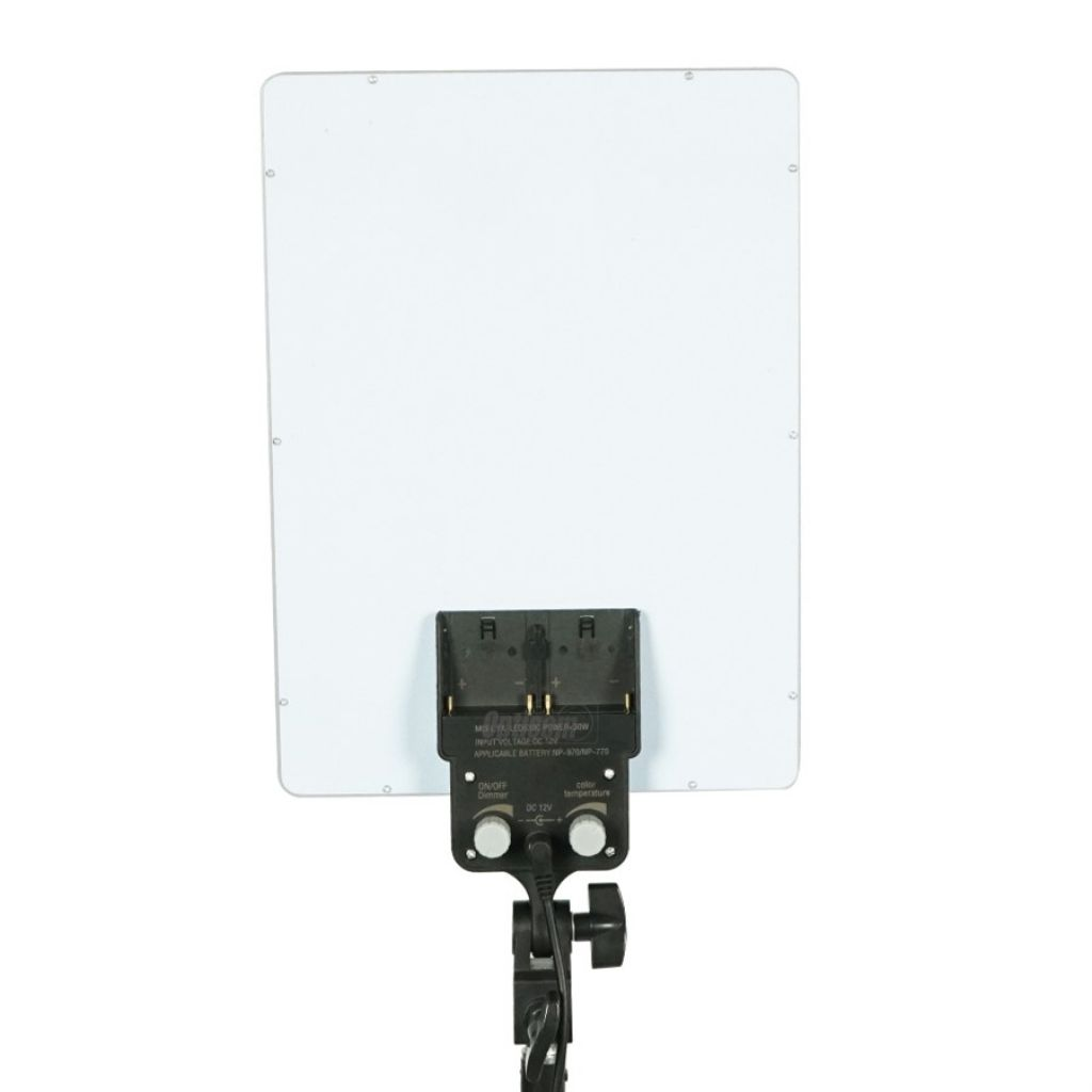 Iluminador de LED Equifoto 530C 30W