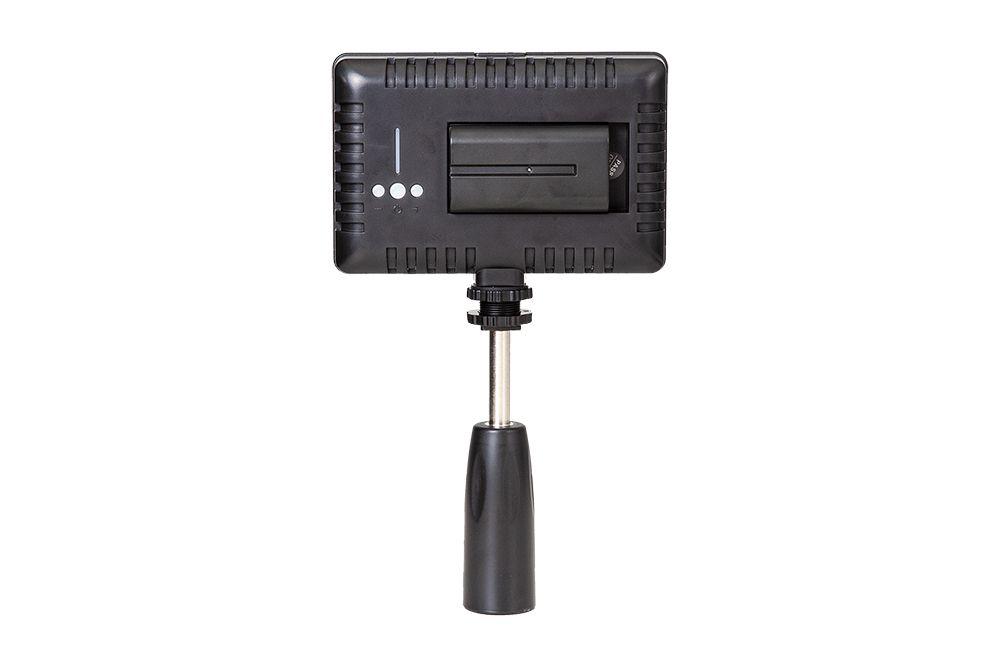 Iluminador Led c/ Suporte de Mão Greika - TL-180S