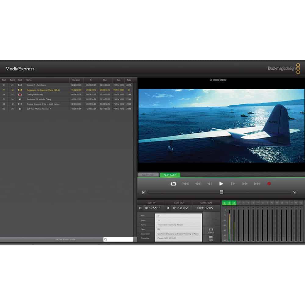 Placa de captura Intensity Shuttle USB 3.0 Blackmagic Design
