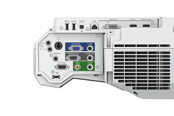 Projetor Epson BrightLink Pro 1470Ui