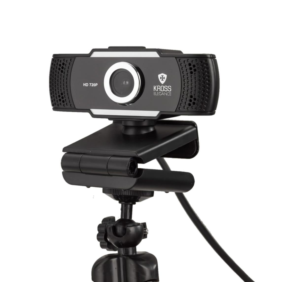 Webcam Hd 720p Ke-wbm720p Kross Elegance - 3090