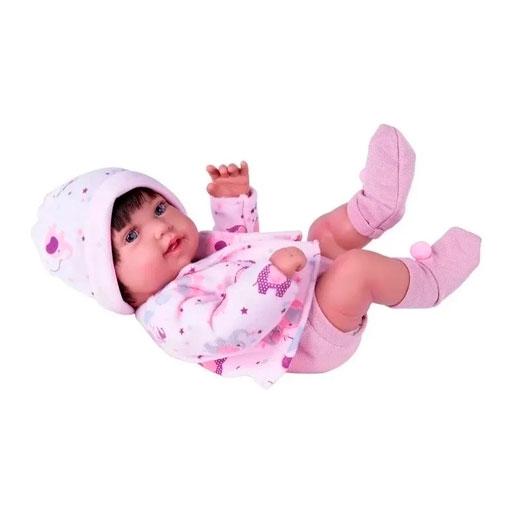 BONECA ANNY DOLL BABY - Cotiplás (2441)
