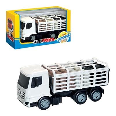 Caminhão Superfrota Boiadeiro