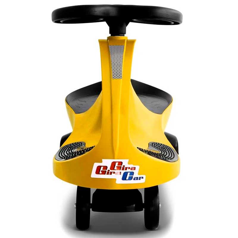 CARRINHO GIRA GIRA CAR - Fênix (Amarelo)