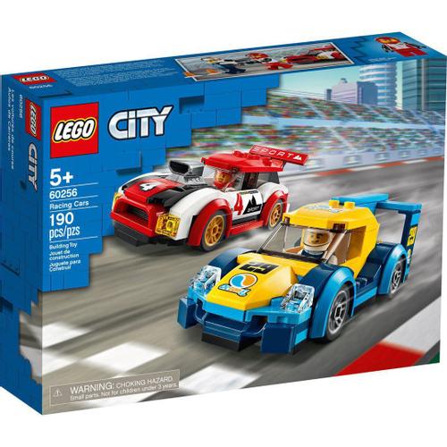 CARROS DE CORRIDA LEGO